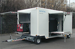 Mobile X-ray Inspection Systems